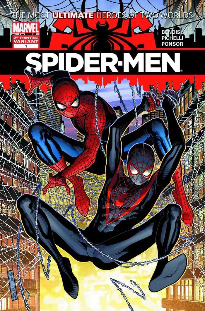 16. Spider-men