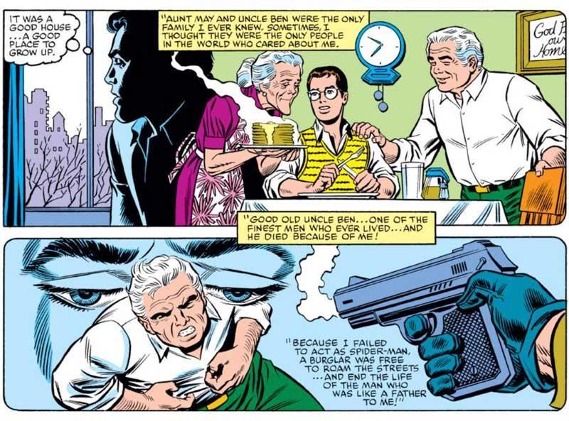 2. La muerte de Tío Ben