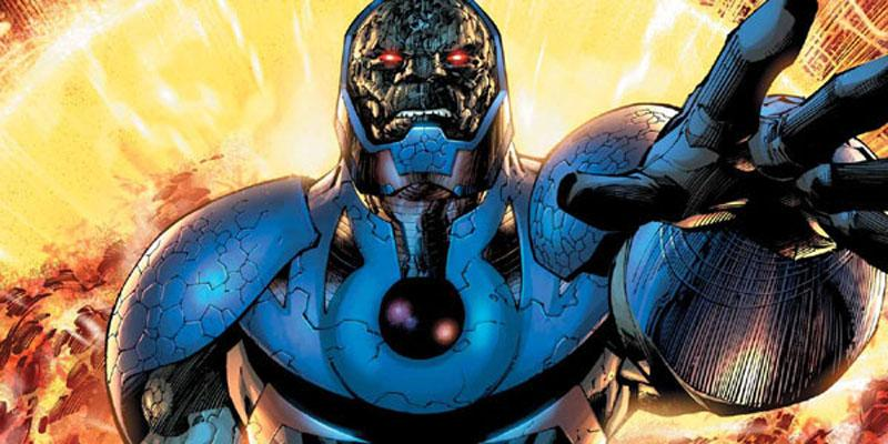 3. Darkseid