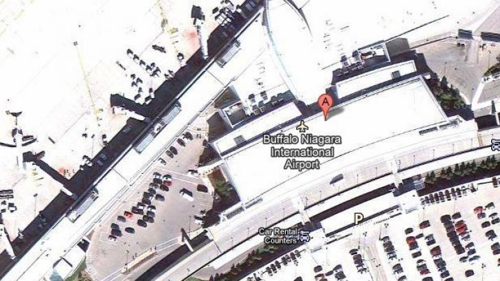 Aeropuerto Internacional Buffalo Niagara (Estados Unidos)