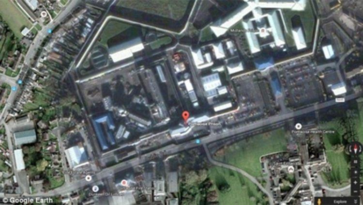 Prisión de Portlaoise (Irlanda)