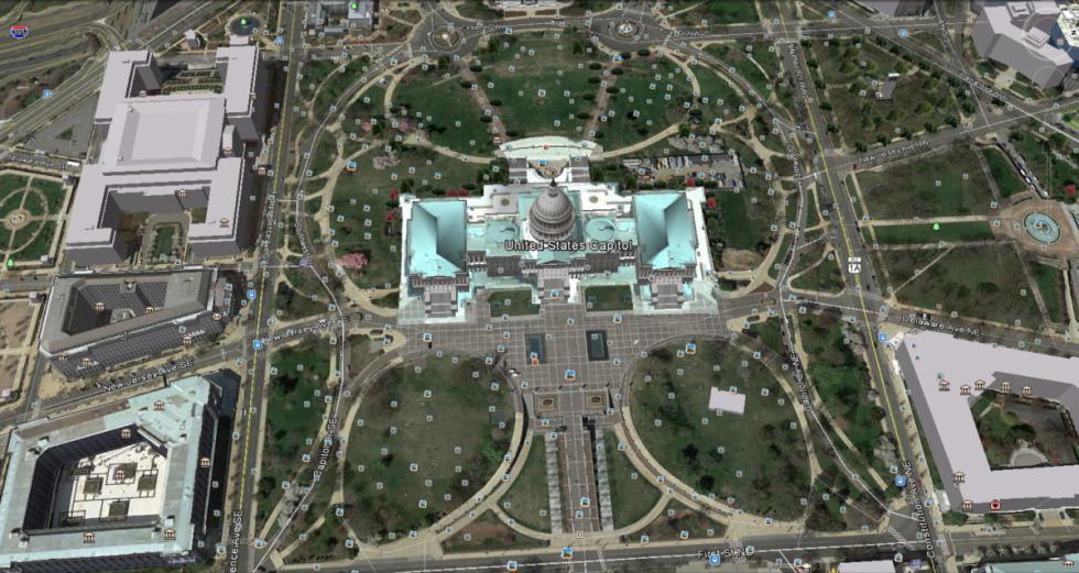 El Capitolio (Estados Unidos).