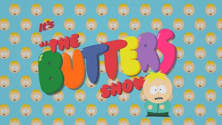 6. Butters Very Own Episode