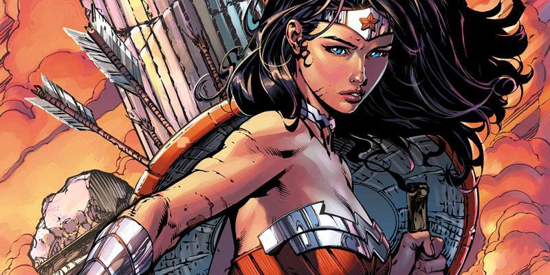 6. Wonder Woman