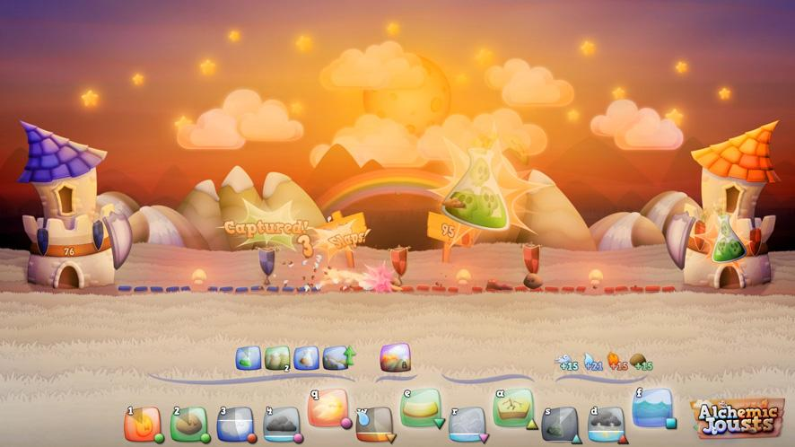 Alchemic Jousts 1