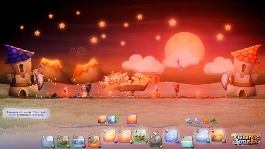 Alchemic Jousts 3