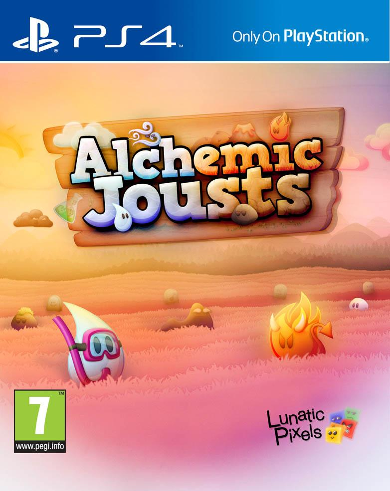 Alchemic Jousts portada