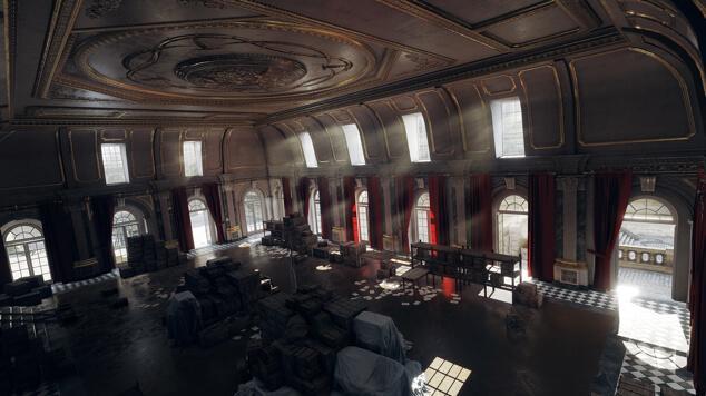Battlefield 1 - Asalto al salón de baile