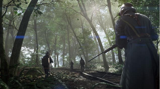 Battlefield 1 - Bosque de Argonne
