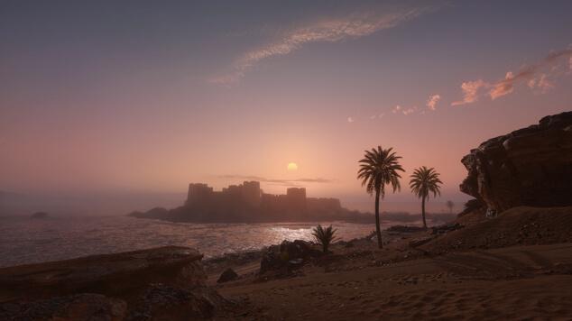 Battlefield 1 - Fortaleza de Fao