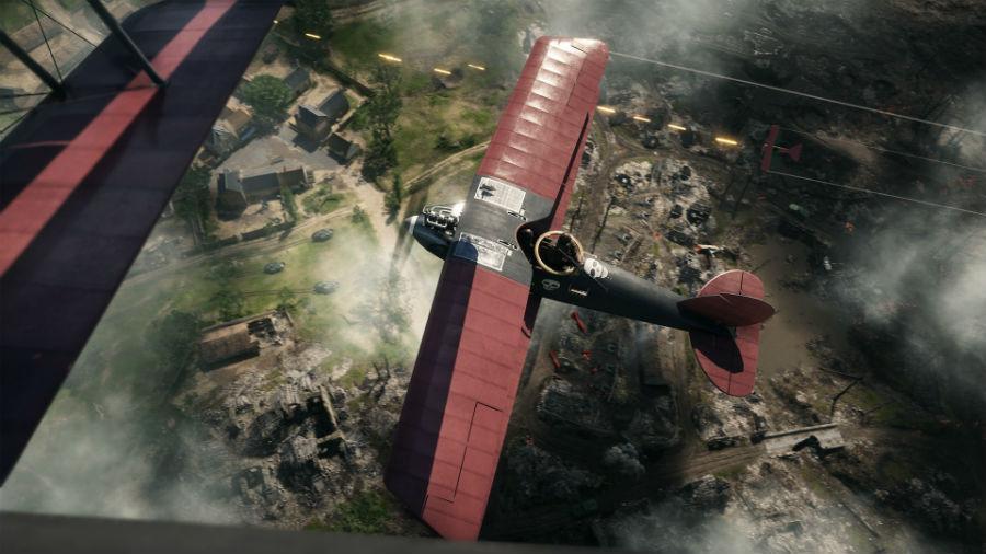 Battlefield 1 - La herida de San Quintín