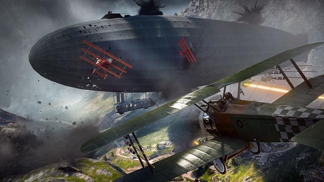 Battlefield 1 - Monte Grappa