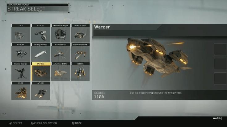 Call of Duty Infinite Warfare multiplayer