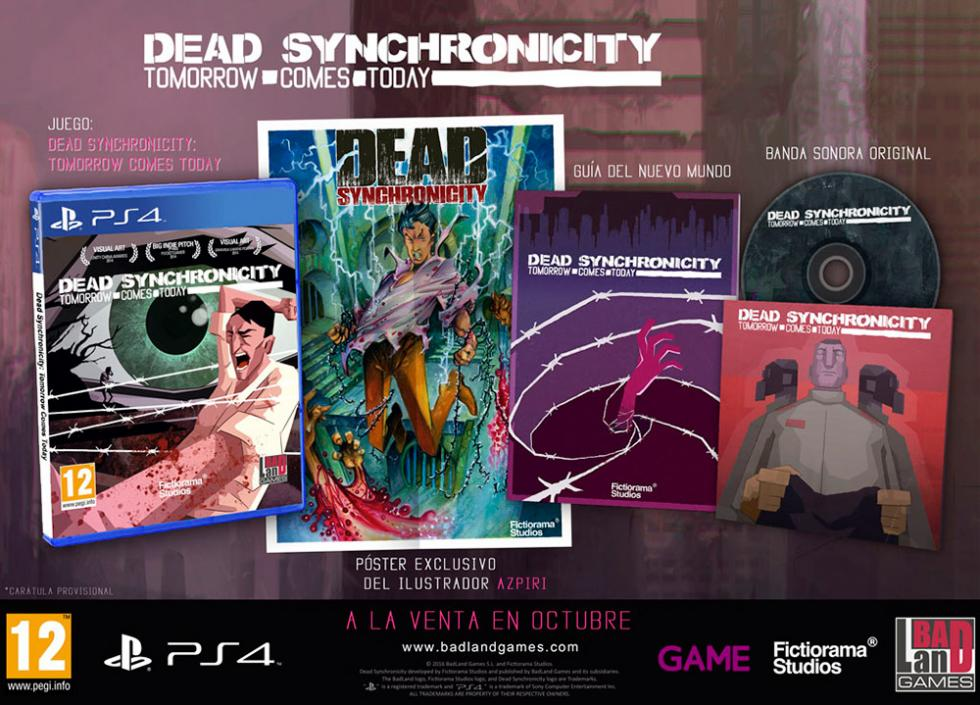 Dead Synchronicity (PS4)