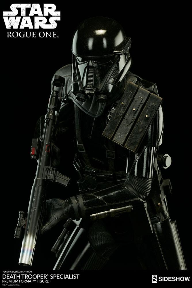 Death Trooper - Rogue One - Premium Format - Sideshow Collectibles