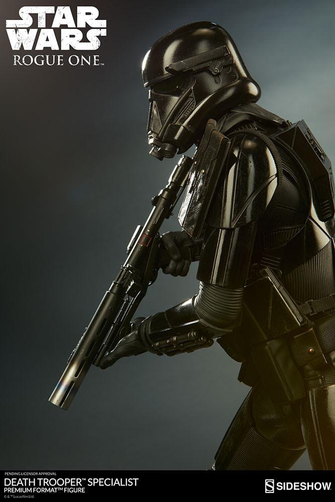 Death Trooper - Premium Format - Sideshow Collectibles