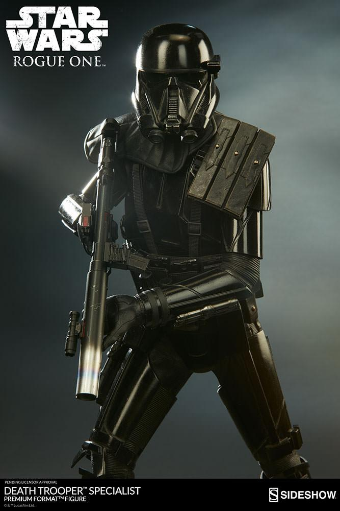 Death Trooper. Sideshow Collectibles Premium Format. Rogue One