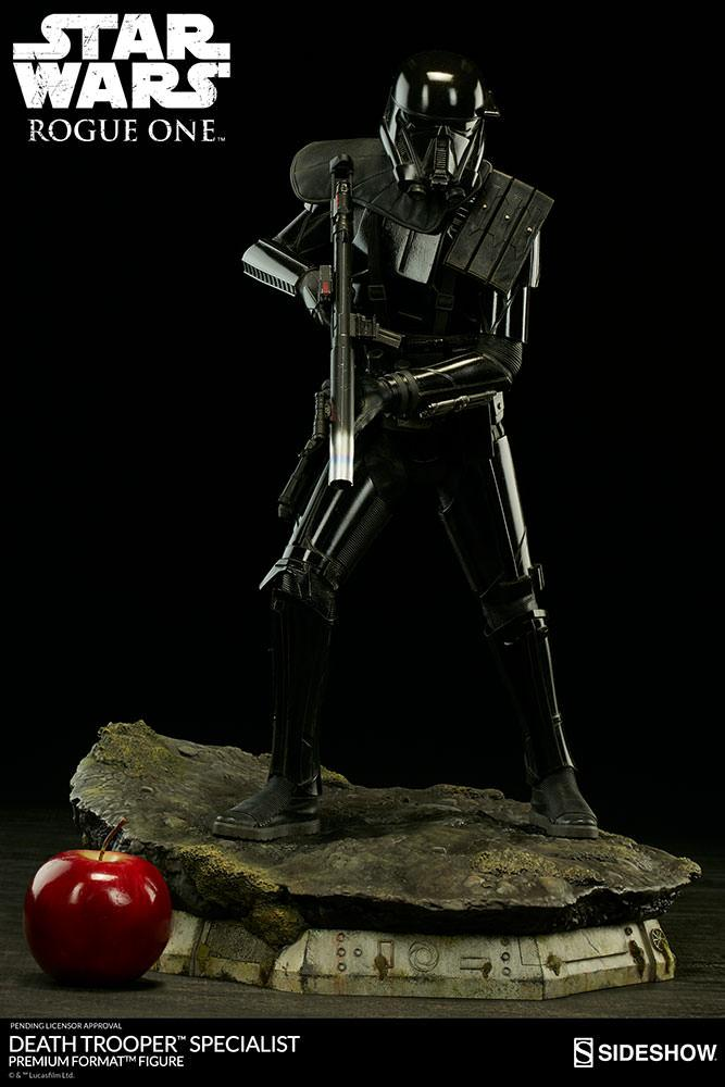 Death Trooper Sideshow Collectibles Premium Format