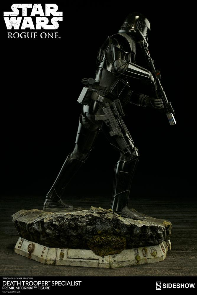 Rogue One Death Trooper Sideshow Collectibles