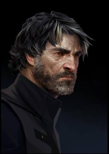 Dishonored 2 - Corvo Attano