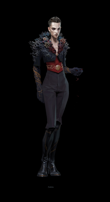 Dishonored 2 - Delilah