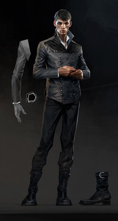 Dishonored 2 - El Forastero