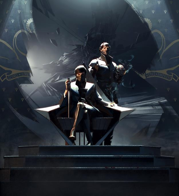 Dishonored 2 - Trono