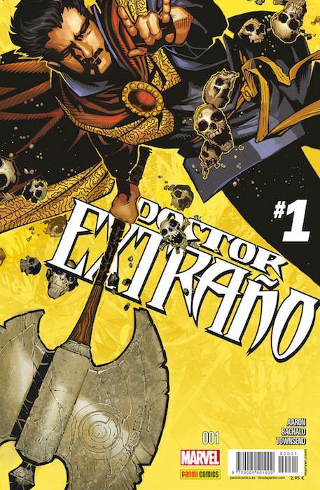 Doctor Extraño - Los mejores cómics para conocer al Doctor Strange