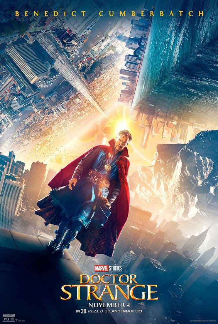 Doctor Strange - pósters de personajes