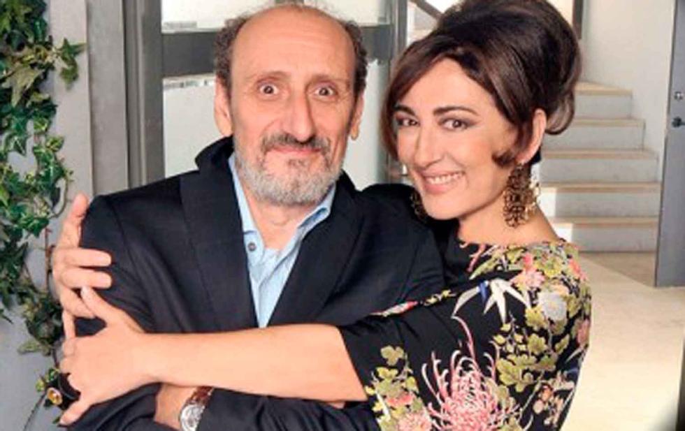 Enrique Pastor y Araceli Madariaga