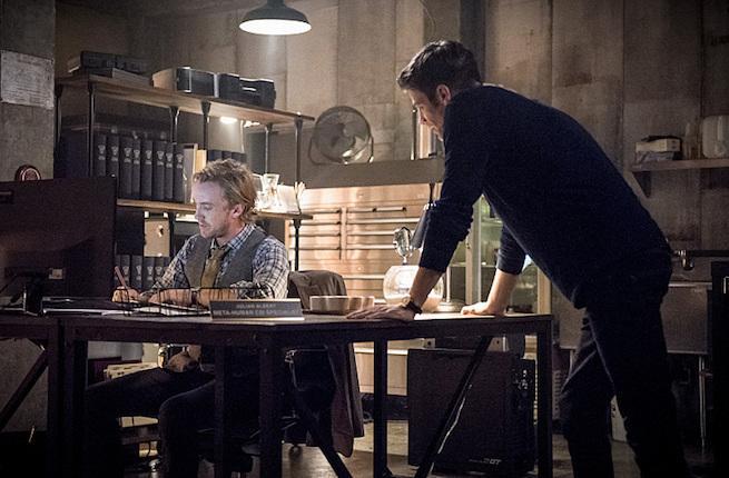The Flash temporada 3 - Nuevas imágenes
