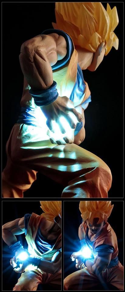 Goku LED