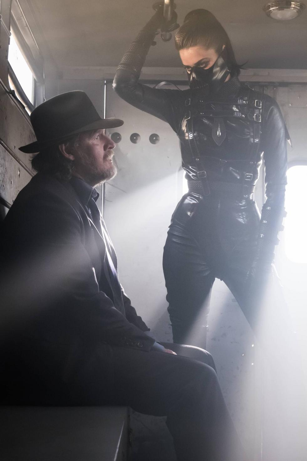 Fotos del segundo capítulo de Gotham T3