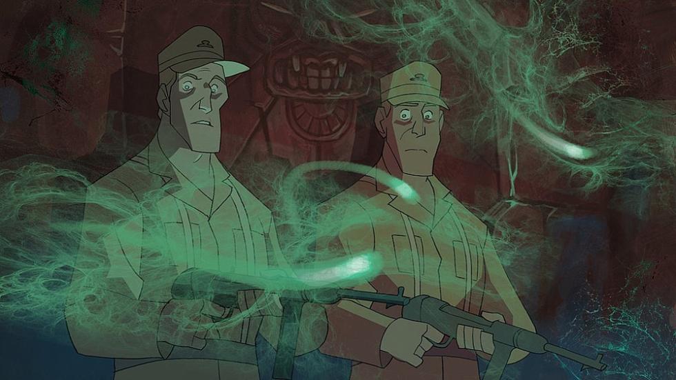 Indiana Jones - Película animada