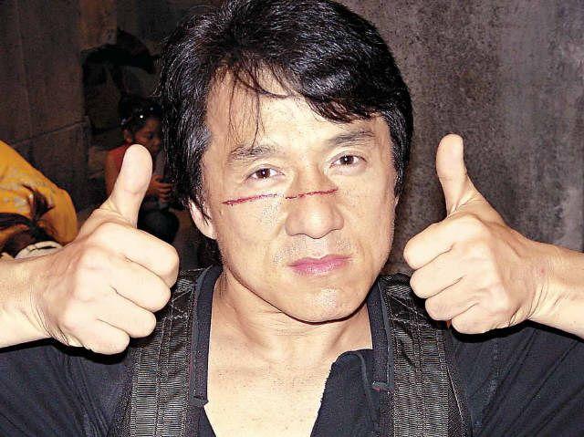 Jackie Chan es muy perfeccionista