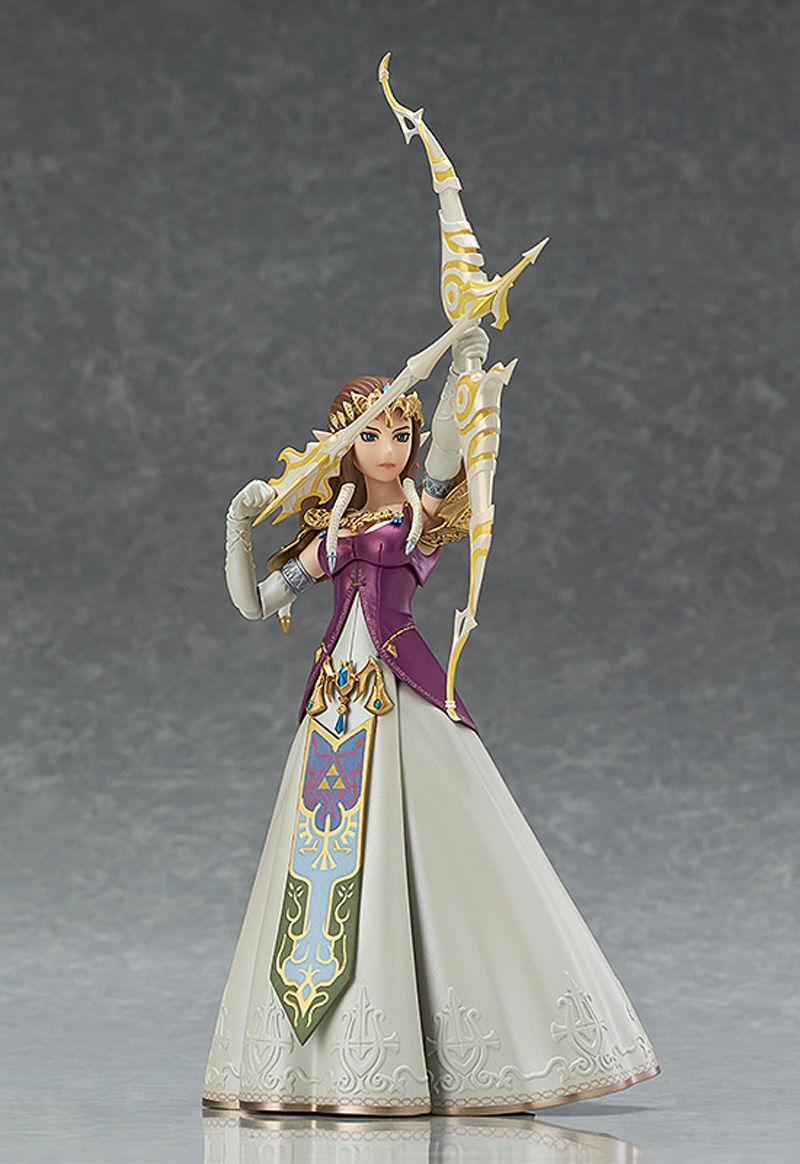The legend of zelda. Figuras Figma de Twilight Princess