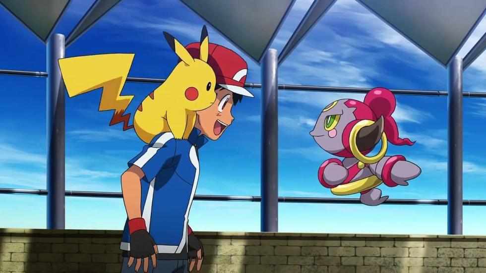 Pokémon la película - Hoopa y un duelo histórico
