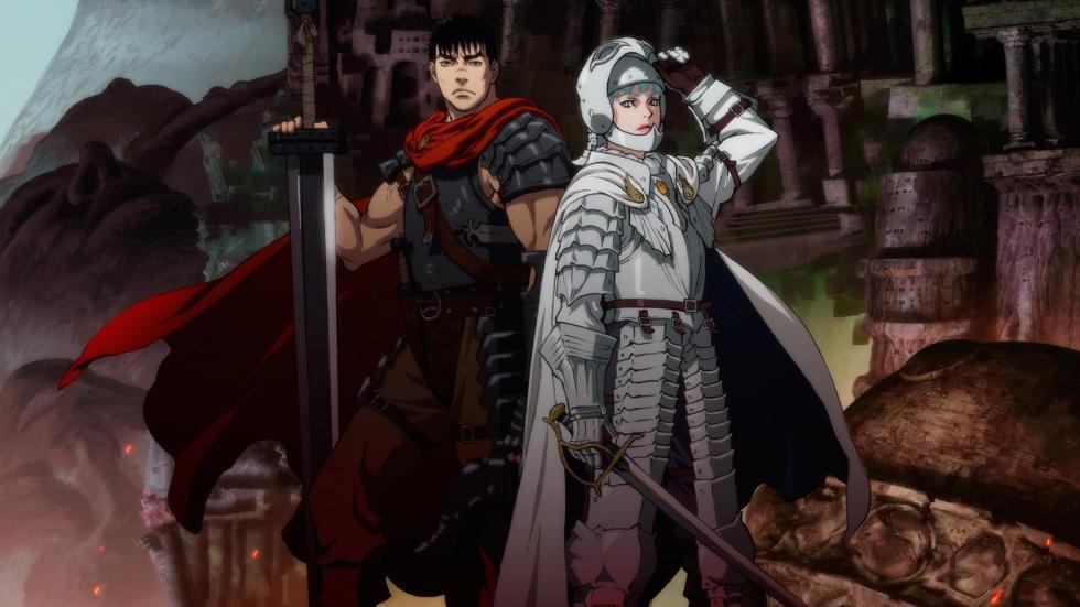 Berserk: La Edad de Oro I: El huevo del rey conquistador