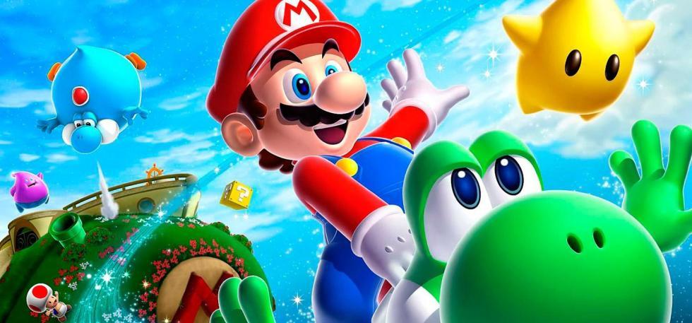 Los mejores juegos de Super Mario