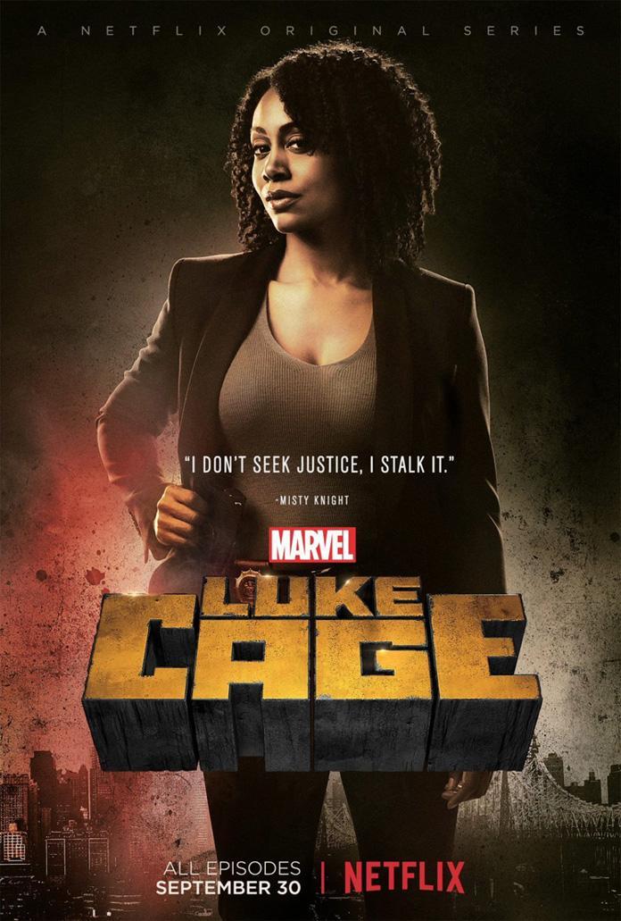Luke Cage, Marvel, Netflix