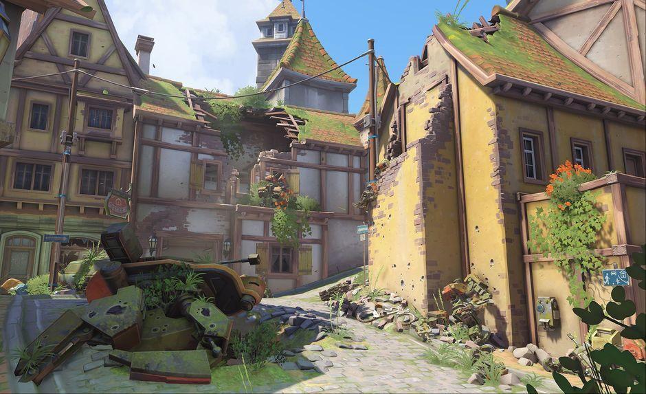 Overwatch - Nuevo mapa