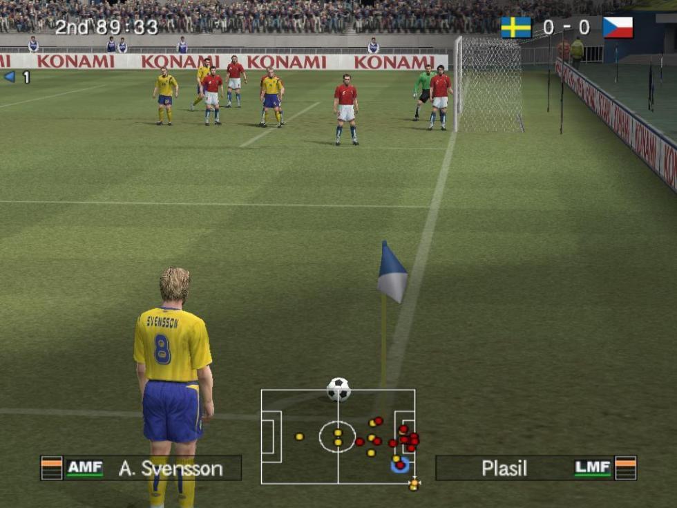 PES Pro Evolution Soccer 06