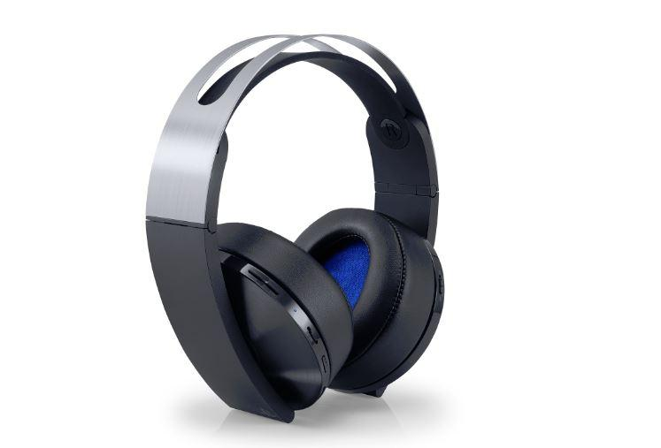Platinum Headset