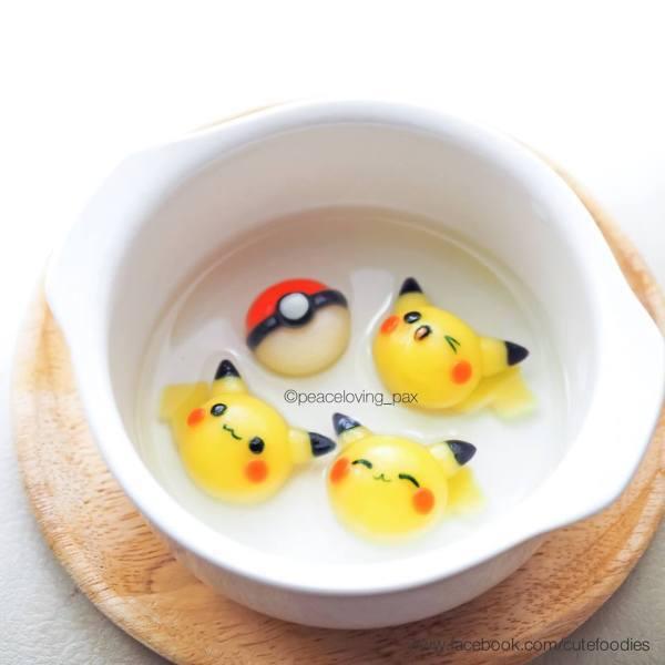 Pokémon - Comida y arte