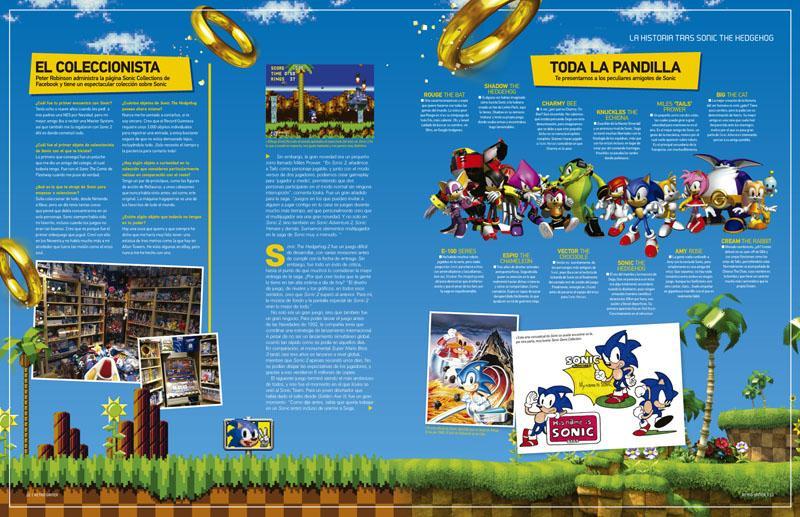 Retro Gamer 17: 25 aniversario de Sonic
