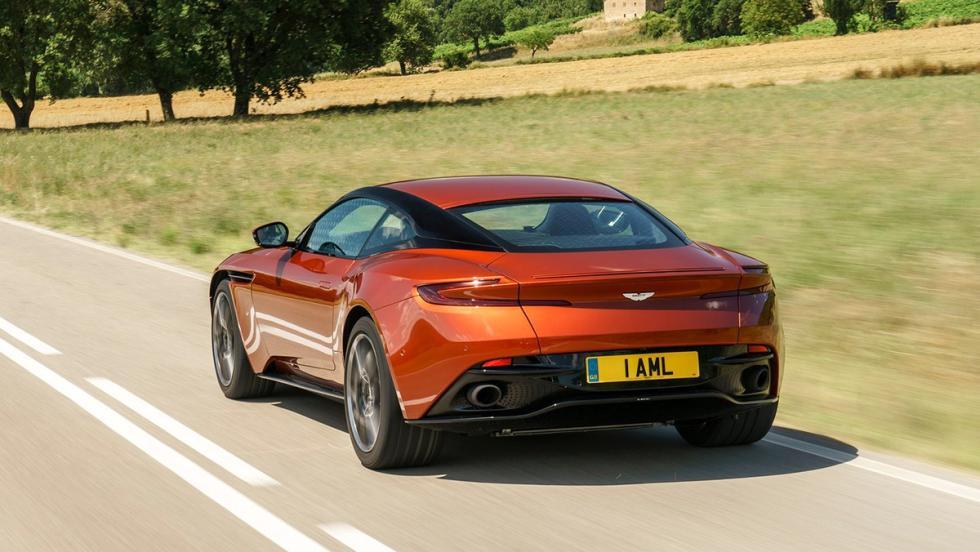 Todos los coches de Transformers 5: Aston Martin DB11