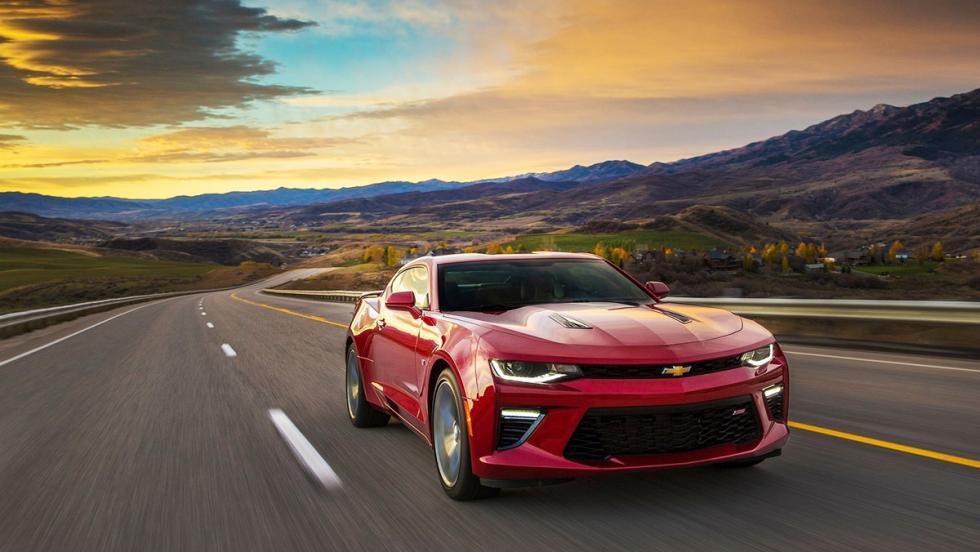 Todos los coches de Transformers 5: Chevrolet Camaro
