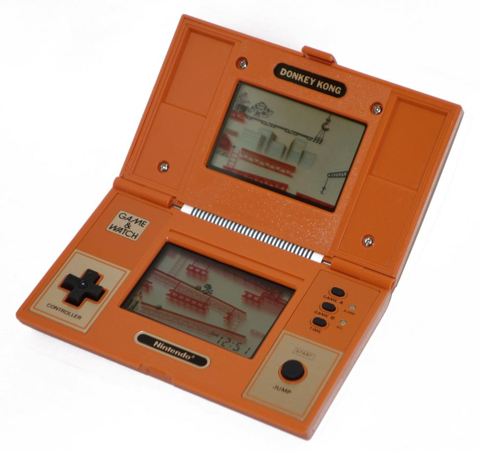 01 Game and Watch