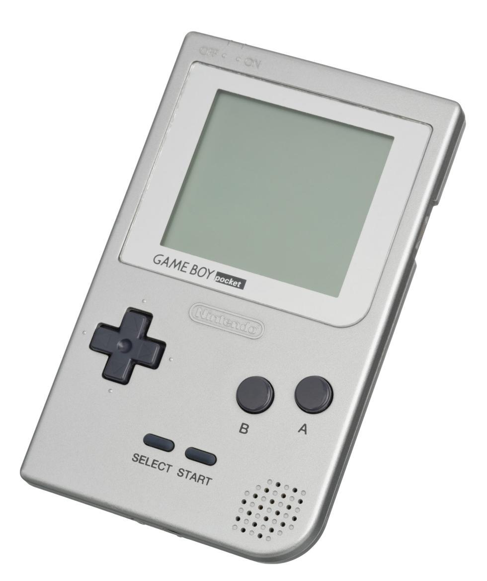 05 Game Boy Pocket