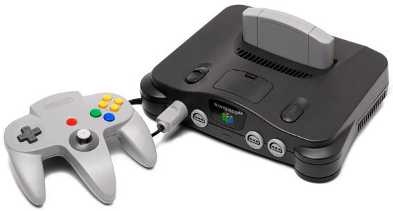 06 Nintendo 64